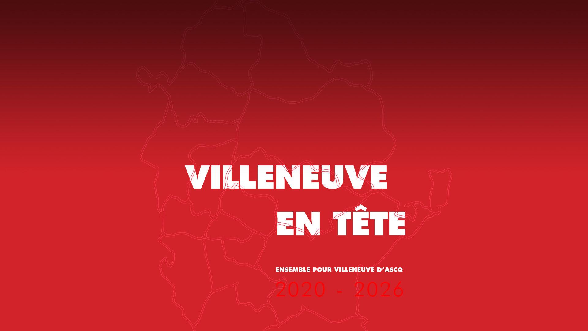 Villeneuve en tête