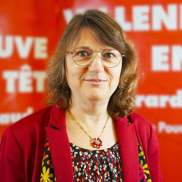 46. Roselyne Cinus (RC)
