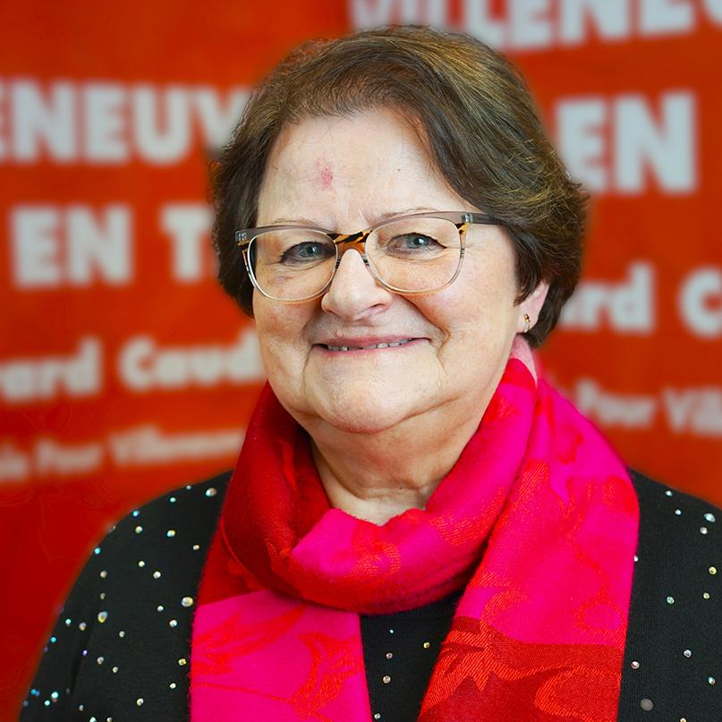 40. Marie-Françoise Maerten (RC)
