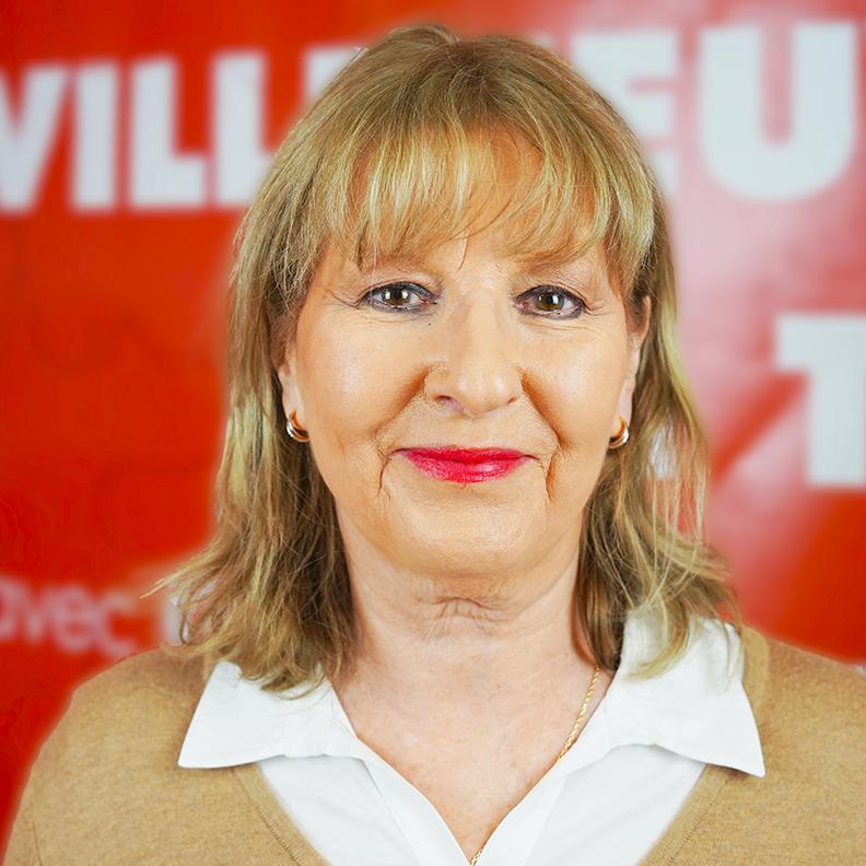 44. Corinne Auber (C)