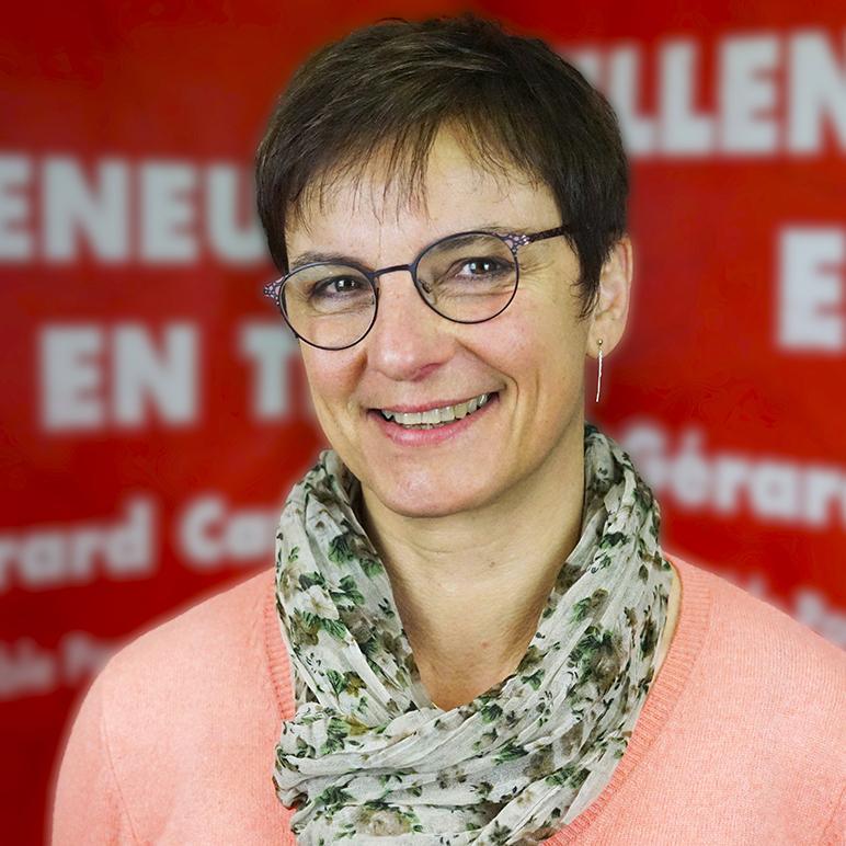 14. Chantal Flinois (RC)