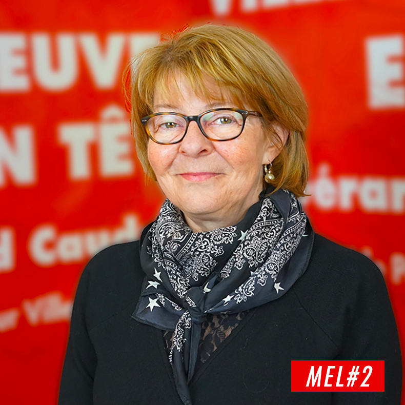 2. Maryvonne Girard (RC)