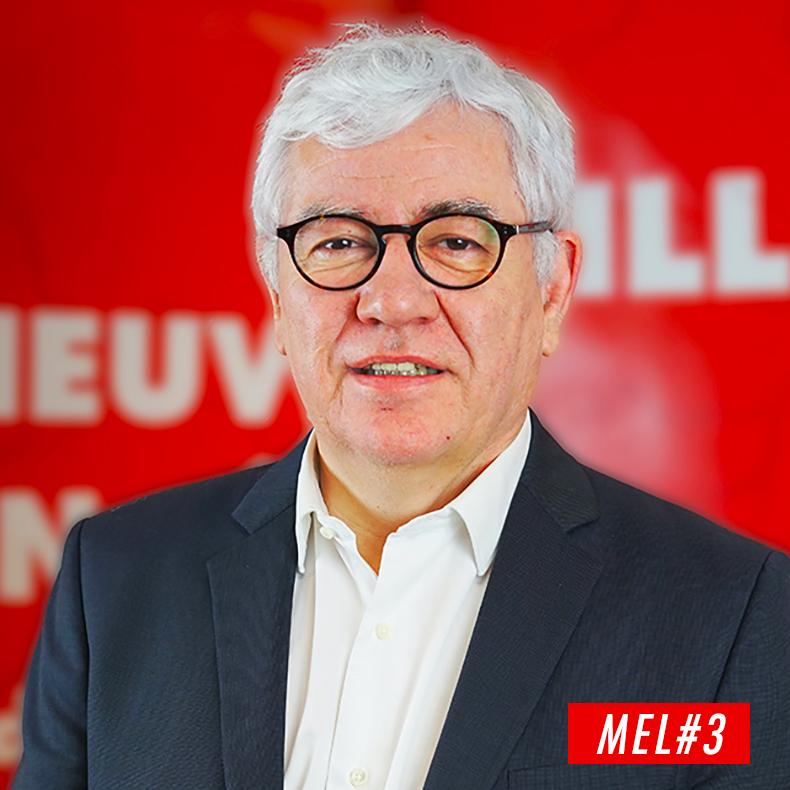 5. Didier Manier (PS)