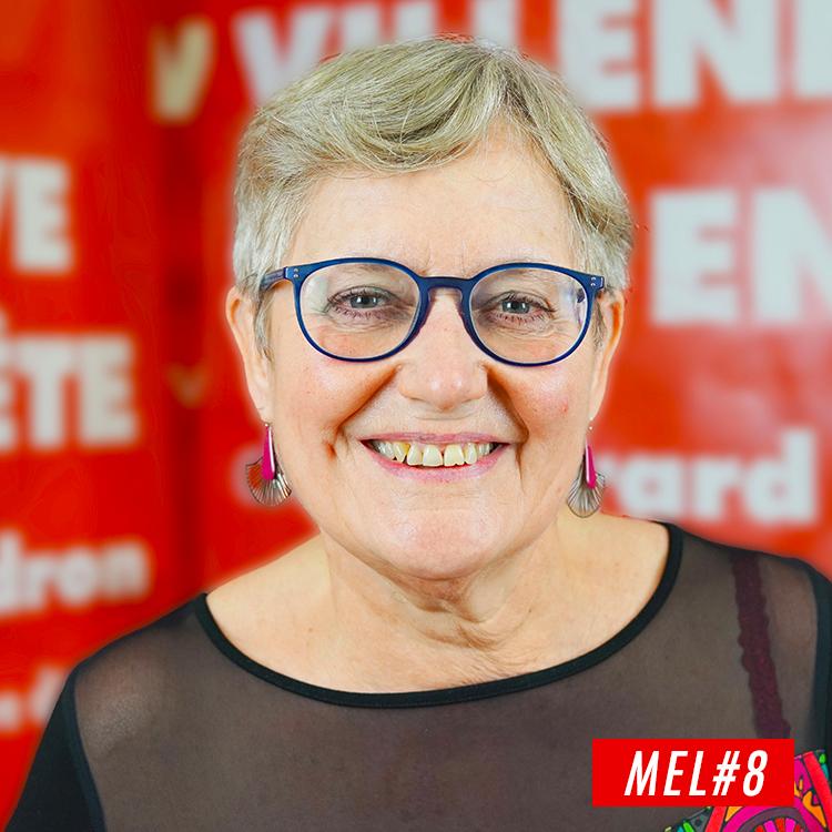 24. Annick Vanneste (MRC)